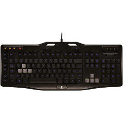 Logitech G105 Gaming Keyboard Accessories
