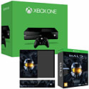 Xbox One with Halo: The Master Chief Collection Limited Edition and Halo Console Skin Xbox-One