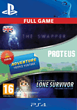 Curve Digital Triple Features: Adventure Pack PlayStation Network