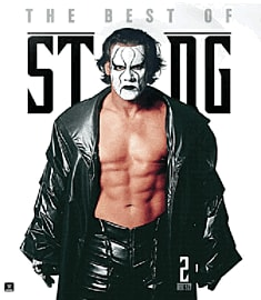 WWE: The Best of Sting DVD