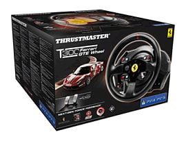 Thrustmaster T300 Ferrari GTE Racing Wheel for PS4 and PS3 Accessories