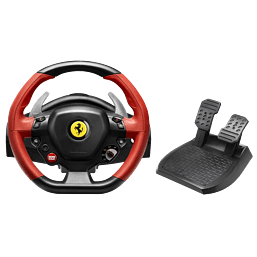 Thrustmaster Ferrari 458 Spider Racing Wheel for Xbox One Accessories