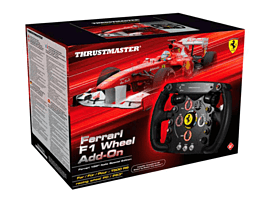 Thrustmaster Ferrari F1 Wheel Add-on for PC and PS3 Accessories