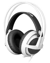 SteelSeries Siberia V3 Headset - White Accessories