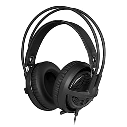 SteelSeries Siberia V3 Headset - Black Accessories