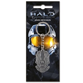 Halo UNSC Keychain Clothing Cover Art