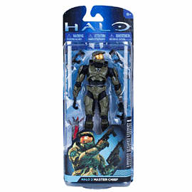 Master Chief Figure - Halo 2 Toys and Gadgets