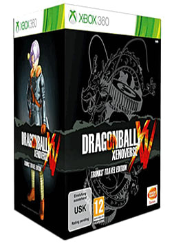 Dragon Ball Xenoverse: Trunks Travel Edition Xbox-360