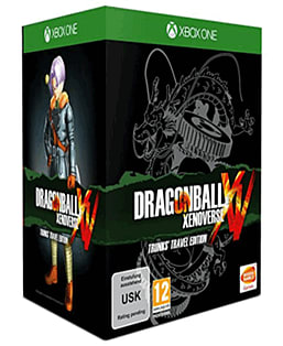 Dragon Ball Xenoverse: Trunks Travel Edition Xbox One Cover Art