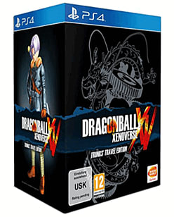 Dragon Ball Xenoverse : Trunks Travel Edition PlayStation 4 Cover Art