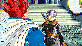 Dragon Ball Xenoverse : Trunks Travel Edition screen shot 4