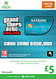 GTA Online Tiger Shark Cash Card - $200,000 (Xbox One) Xbox Live