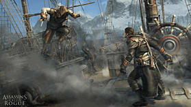Assassin's Creed Rogue Special Edition screen shot 7