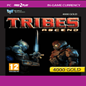 Tribes: Ascend 4000 Gold Free 2 Play