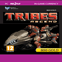 Tribes: Ascend 800 Gold Free 2 Play