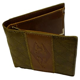 The Elder Scrolls Skyrim Armor Faux Leather Wallet (Brown) Gifts and Gadgets