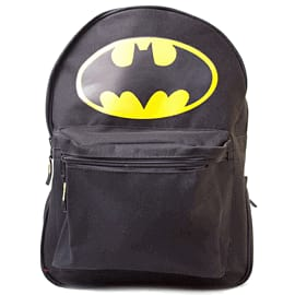 Batman Reversible Design Backpack (Black) Gifts and Gadgets