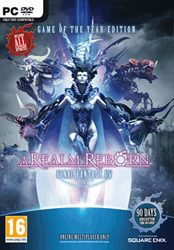 Final Fantasy 14 Game of the Year Edition PC Games