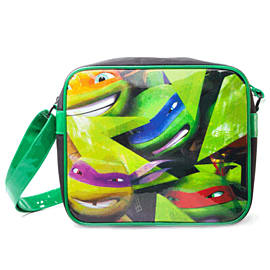 Teenage Mutant Ninja Turtles Messenger Bag Gifts and Gadgets