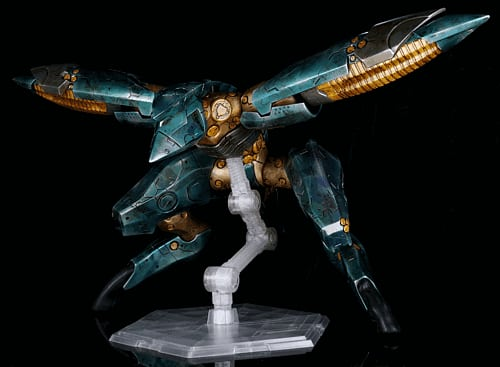Metal Gear Solid - Metal Gear Ray Figure screen shot 3