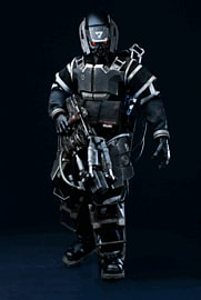 Killzone Helghast Figure Gifts and Gadgets