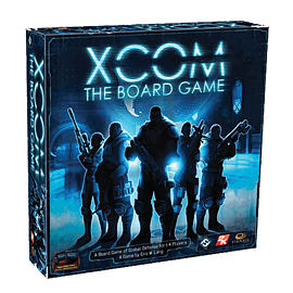 XCOM: The Board Game Toys and Gadgets