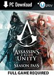 Assassin's Creed: Unity Season Pass PC Games