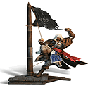 Assassin's Creed Edward Kenway: Master of the Seas Toys and Figurines