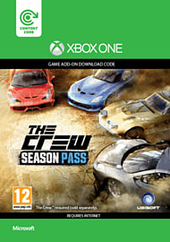 The Crew Season Pass (Xbox One) Xbox Live