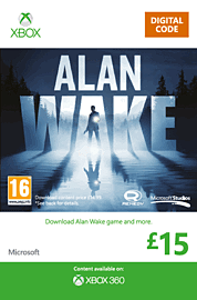 Alan Wake (Digital Download) Xbox Live