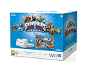 White Wii U Basic with Skylanders Trap Team - Only at GAME Wii U