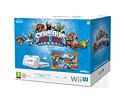 White Wii U Basic with Skylanders Trap Team Wii U