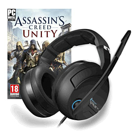 ROCCAT Kave XTD 5.1 Surround Sound Gaming Headset (With Assassin's Creed Unity Downloadable Content) Gifts and Gadgets