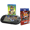 PlayStation Vita Slim with LEGO Mega Pack, 8GB Memory Card & Invizimals: The Resistance PlayStation Vita