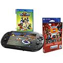 PlayStation Vita Slim with LEGO Mega Pack, 8GB Memory Card & Invizimals: The Resistance PlayStation Vita
