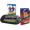 PlayStation Vita Slim with LEGO Mega Pack, 8GB Memory Card & FIFA 15 PlayStation Vita
