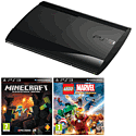 PlayStation 3 12GB Console with Minecraft & LEGO Marvel Super Heroes PlayStation 3