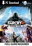 Far Cry 4 Season Pass (PC) PC Games