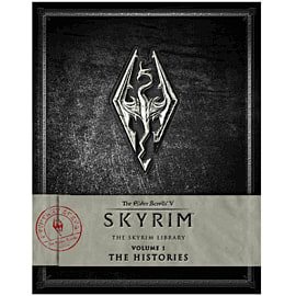 The Elder Scrolls V: Skyrim - The Skyrim Library, Vol.1: The Histories Strategy Guides and Books
