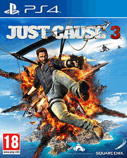 Just Cause 3 with Bloodhound RPG - Only at GAME PlayStation 4