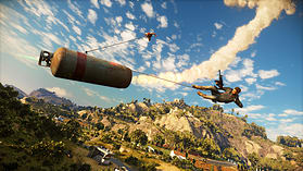 Just Cause 3 with Bloodhound RPG screen shot 2