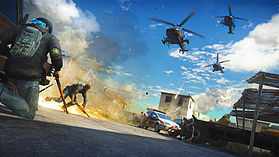 Just Cause 3 with Bloodhound RPG screen shot 3