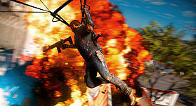 Just Cause 3 with Bloodhound RPG screen shot 5