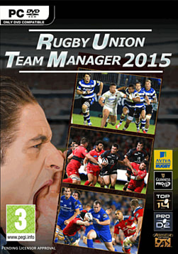 Rugby Union Team Manager 2015 PC Games