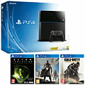 PlayStation 4 With Destiny, Alien Isolation & Call of Duty Advanced Warfare PlayStation 4