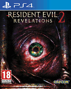 Resident Evil: Revelations 2 PlayStation 4