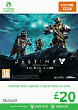 Destiny Expansion I: The Dark Below Xbox Live