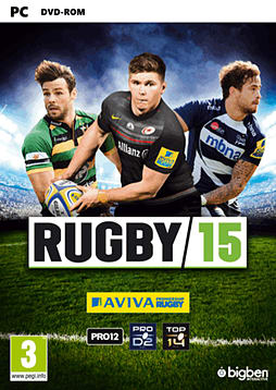 Rugby 15 PC Games