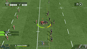 Rugby 15 screen shot 12
