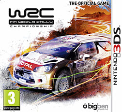 World Rally Championship 3DS